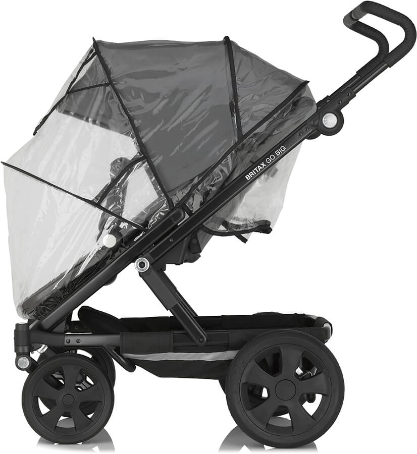 Pushchair Raincover Storm Cover Compatible with Britax