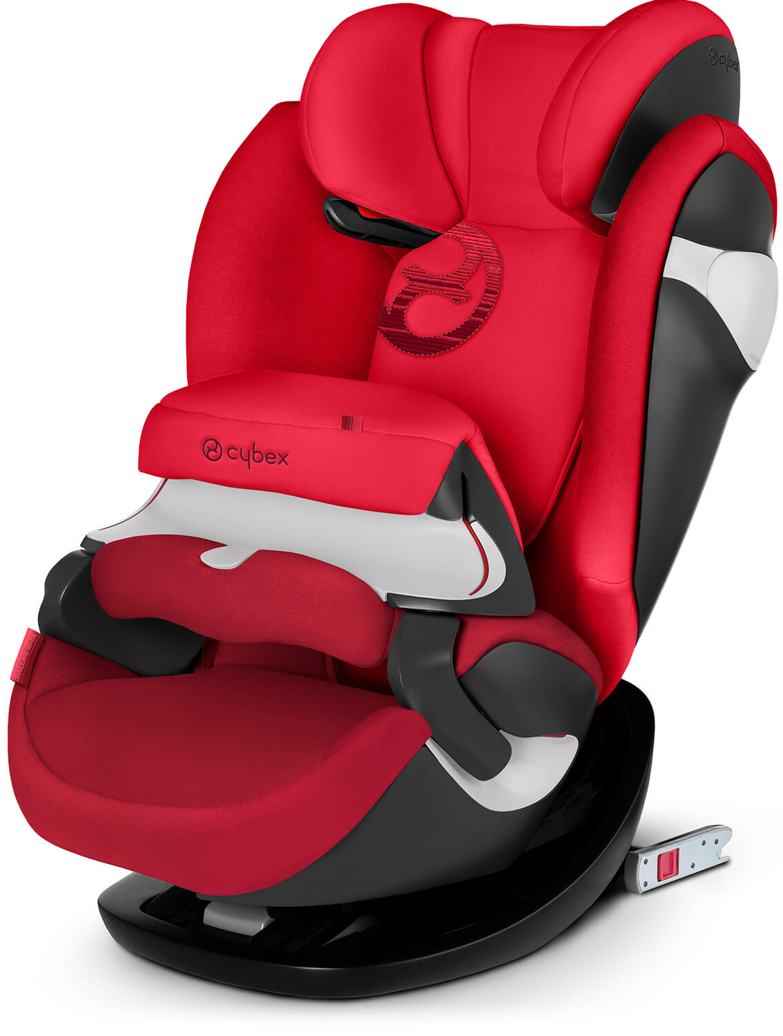 Cybex Pallas M-Fix Rebel Red 2018 Child