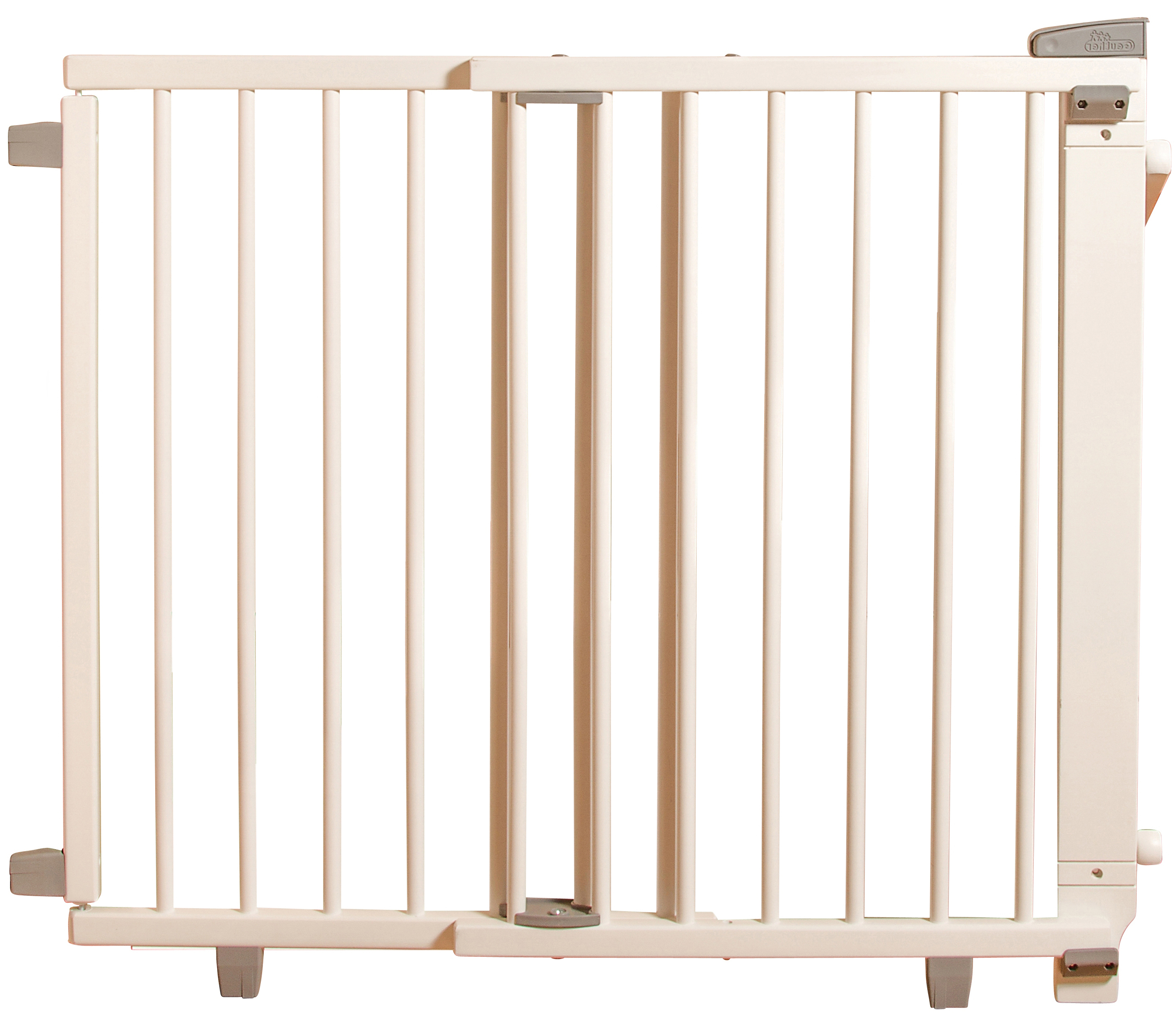 Geuther Safety Gate Plus 2735 White 95 135 Cm