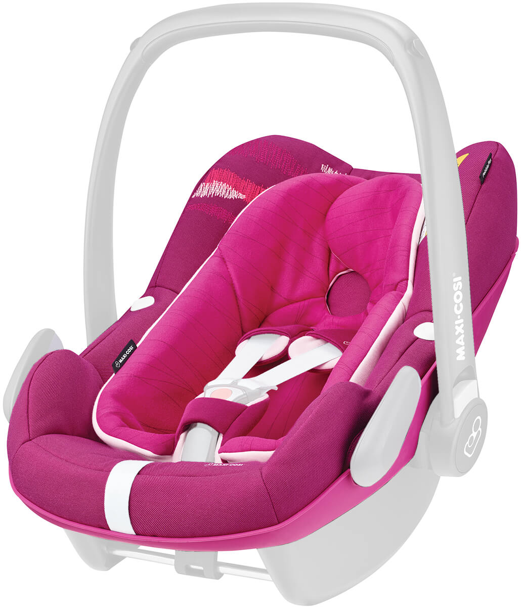 Maxi Cosi Seat Cover - Frequency Pink